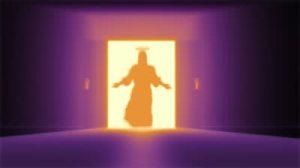door-jesus